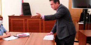 Московский штаб ЗНС сообщил, что 25.02.2021 года, должен состояться суд над Платошкиным