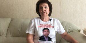 Супруга Платошкина дала интервью журналисту «АПРАЛ» и назвала суд политизированным