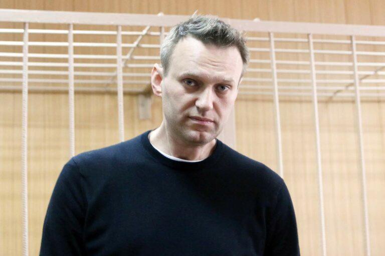 Навального отправили этапом из СИЗО в колонию общего режима