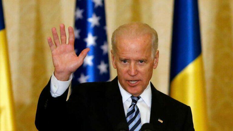 Байден сообщил, что США отрицают принадлежность Крыма России