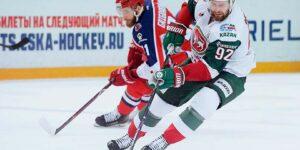 ЦСКА в напряженной встрече победил «Ак Барс» и стал чемпионом КХЛ