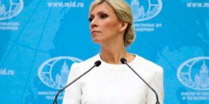 Захарова желает установить истину в деле берлинского пациента после доклада ООН