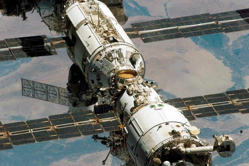 Российский модуль МКС
