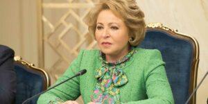 Матвиенко заявила, что работающим пенсионерам проиндексируют пенсии