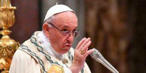Папа Римский пригрозил землянам новым Всемирным потопом