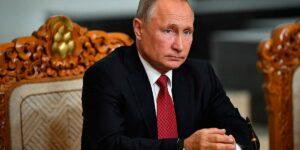 Путин призвал политиков не использовать детей в протестных акциях