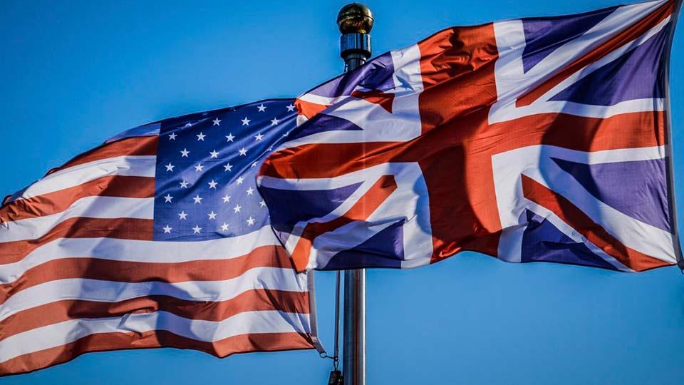США и Британия