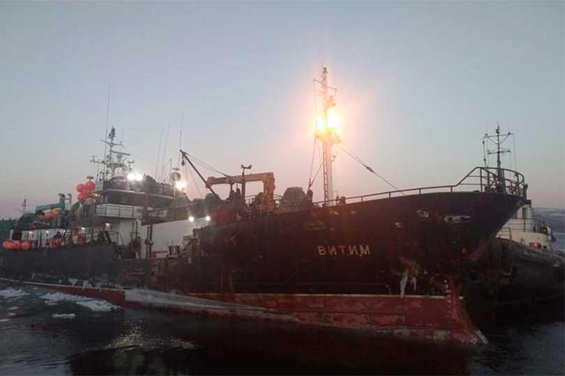 Корабль Витим