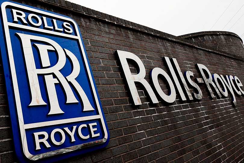 Завод Rolls-Royce