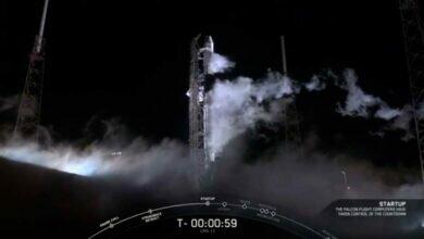 Пуск Falcon 9