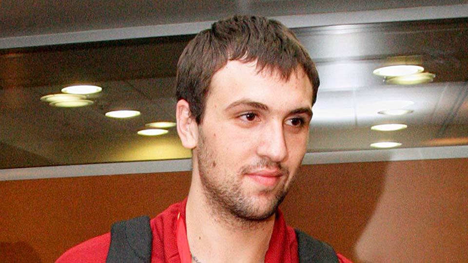 Баскетболист Шабалкин