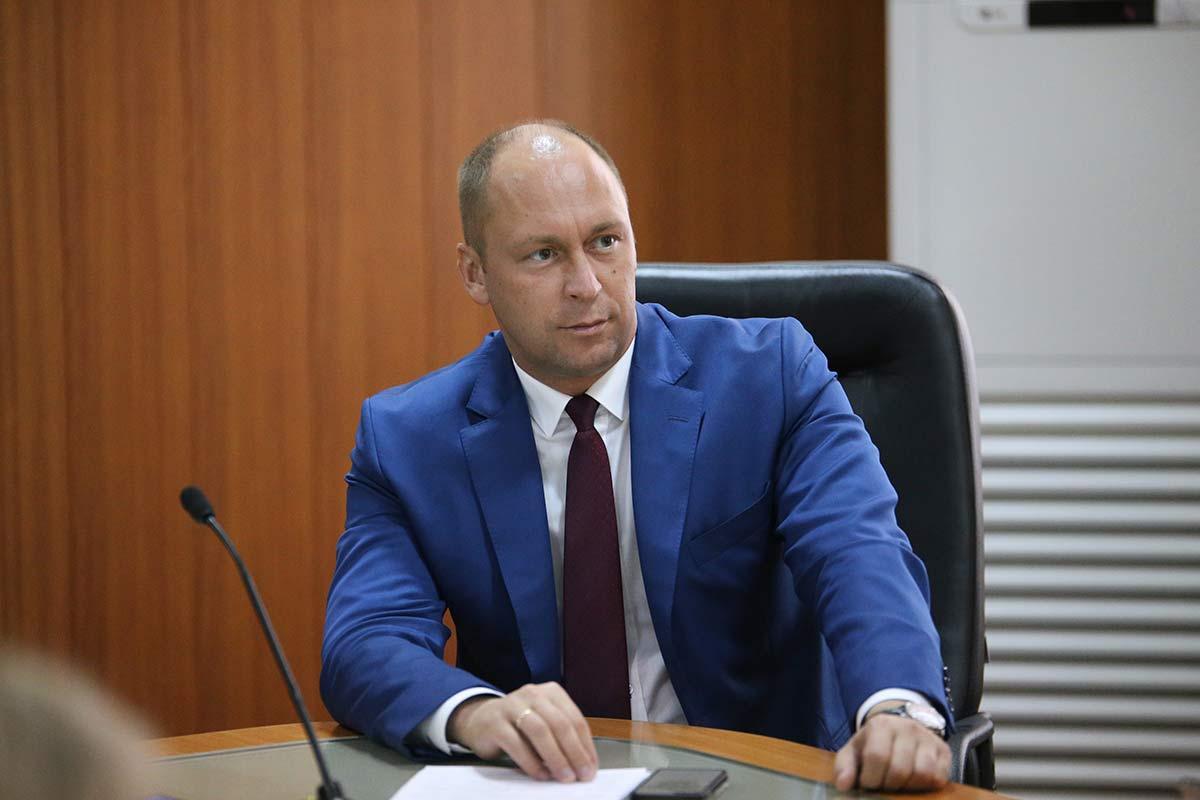 Бывший мэр Находки Андрей Горелов