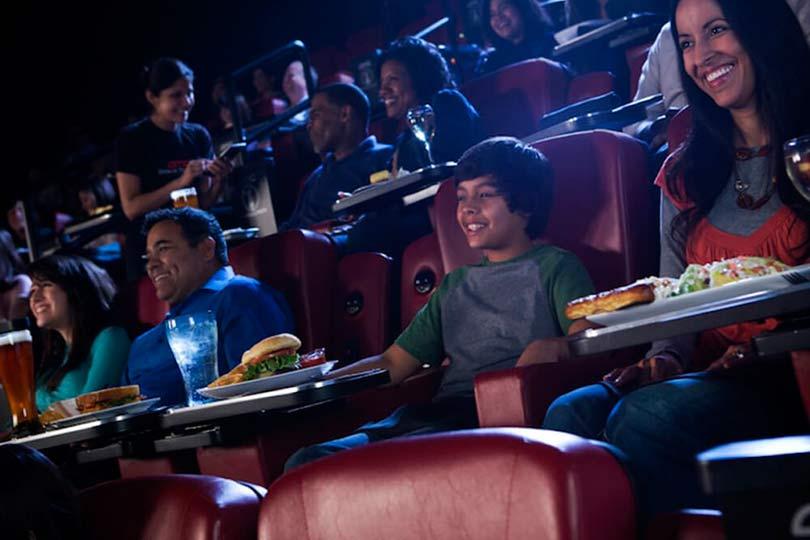 Кинотеатр в США