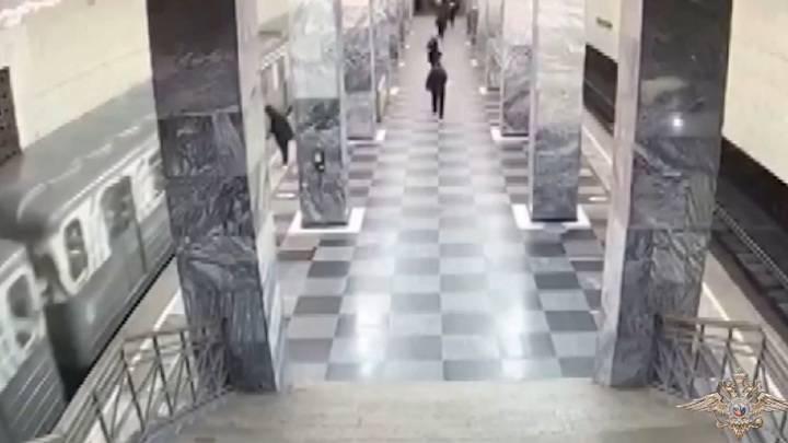 ЧП в метро