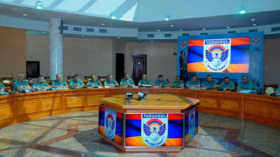 Минобороны Армении