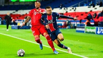 ПСЖ по суммам двух встреч с Баварией вышел в полуфинал Лиги чемпионов