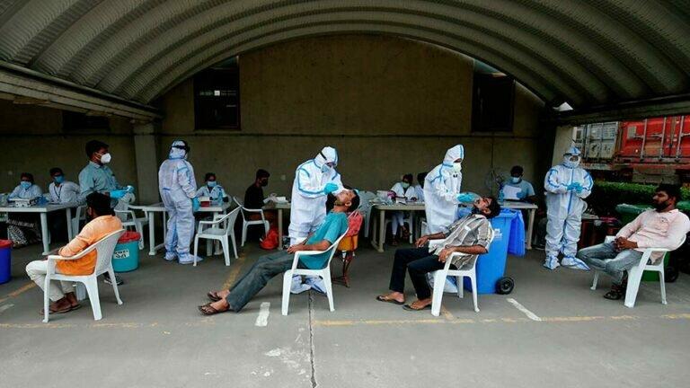 В Индии начался «коронавирусный шторм», таков масштаб заболнвания