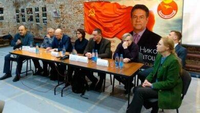 Пресс-конференция перед судом над Платошкиным
