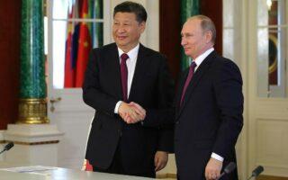 Путин и Си Цзиньпин примут совместное участие в начале возведения новых блоков АЭС в Китае