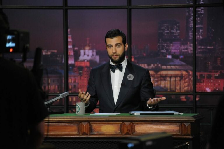 Шоу «Вечерний Ургант» под угрозой, Жириновский хочет его прикрыть
