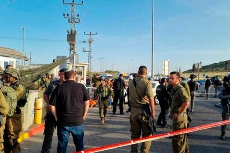 В Израиле совершили теракт, есть пострадавшие