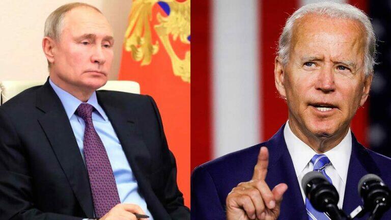 Байден хочет встретиться с Путиным в Европе этим летом