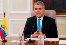 Президент Колумбии Иван Дуке