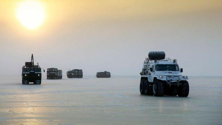 Россия создает арктическую станцию «Снежинка», с ней готов сотрудничать Китай