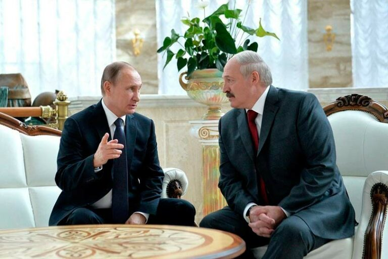 Президент Белоруссии Лукашенко посетит Россию третий раз за год