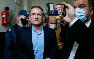 Можно ли считать арест Медведчука на Украине ответом на посадку Навального в преддверие встречи Путина и Байдена