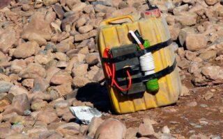 В России предложено увеличить наказание за изготовление взрывчатых веществ