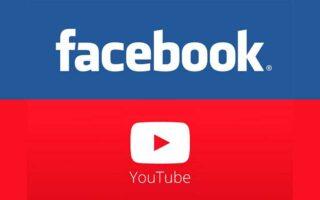 Роскомнадзор желает замедлить работу Facebook и YouTube