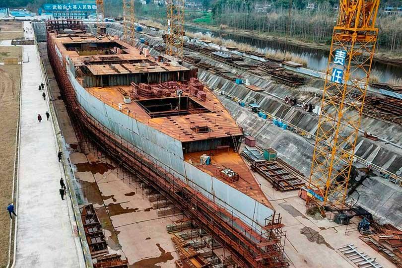Копия Титаника