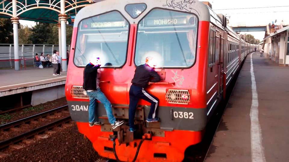 Зацеперы в Москве
