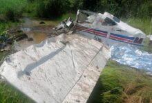 Крушение самолёта