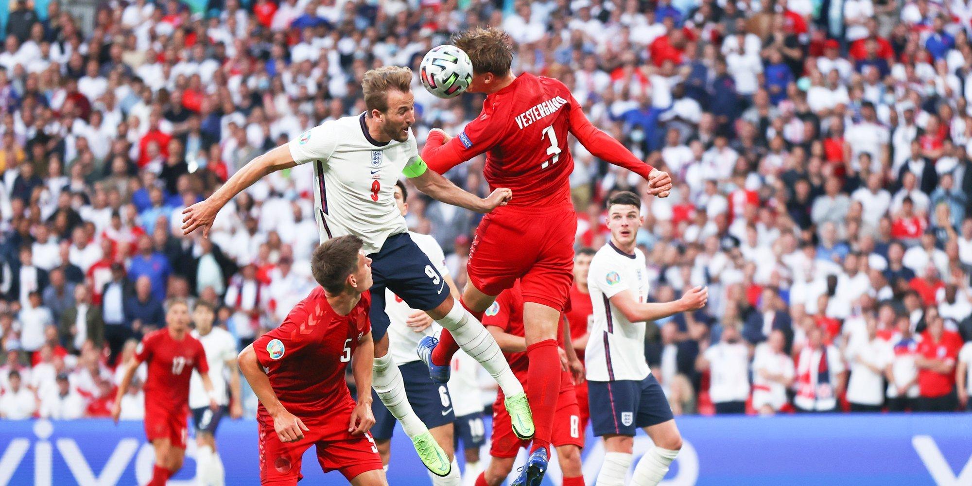 Англия обыграла Данию и вышла в финал