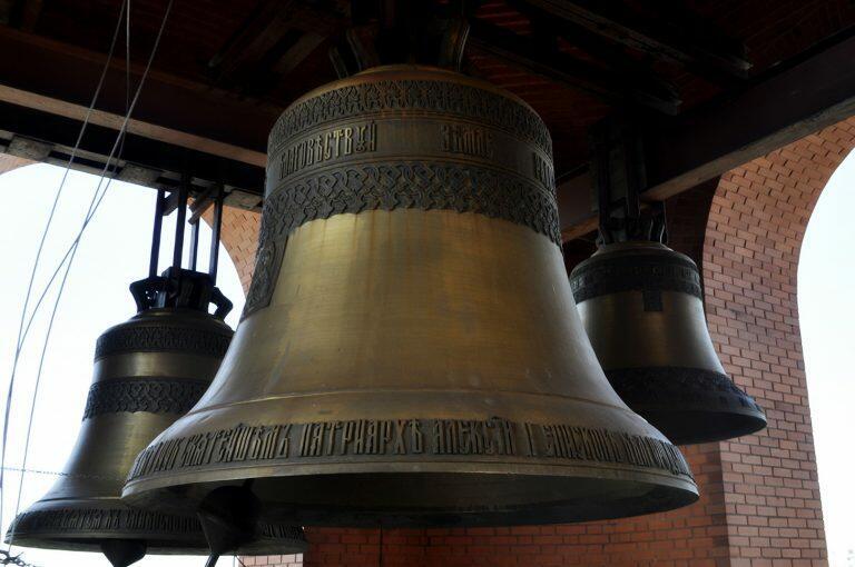 Звон колоколов