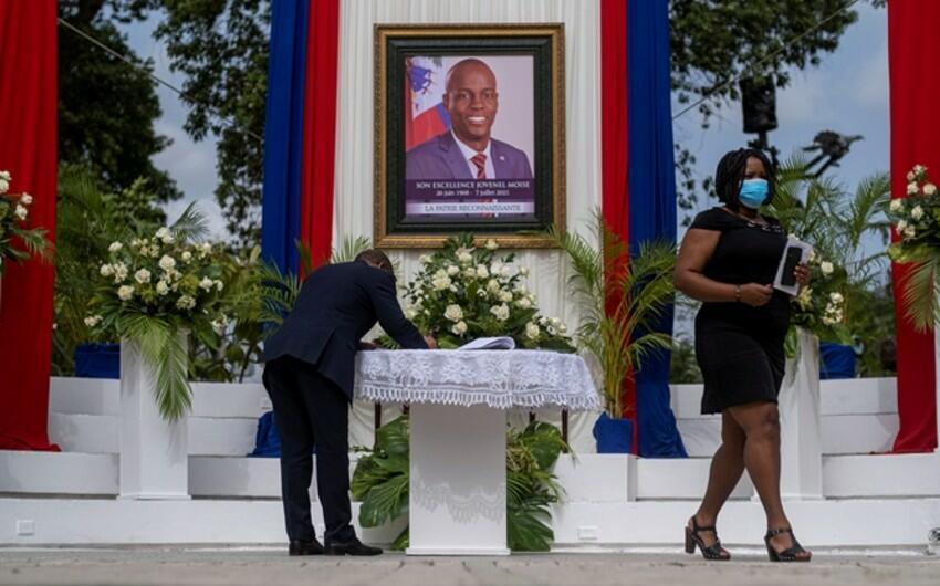 Похороны Жовенеля Мозе