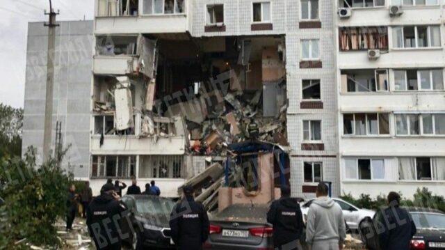 Следственный комитет сообщил о двух погибших в результате взрыва газа в Ногинске