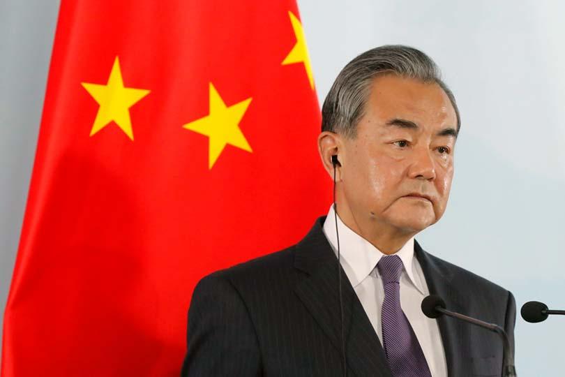 Глава МИД КНР Ван И