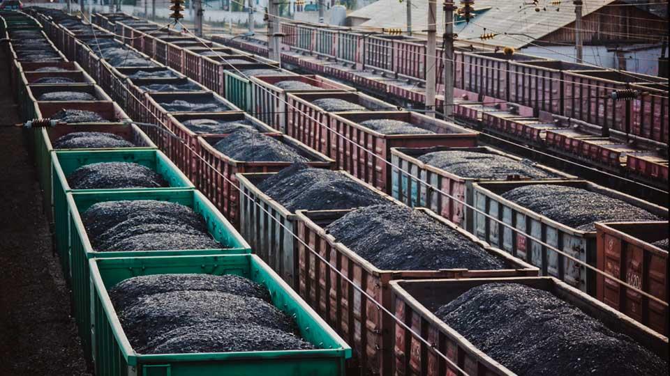 Поставки угля в Европу