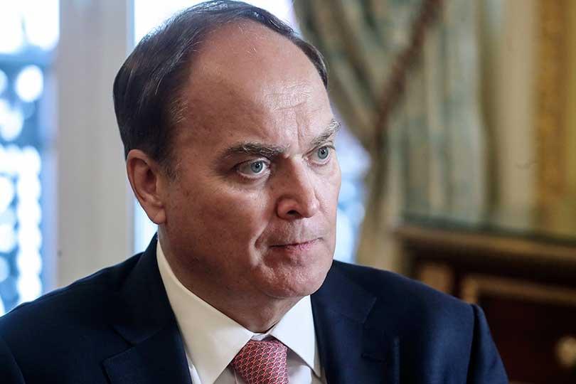 Посол Анатолий Антонов