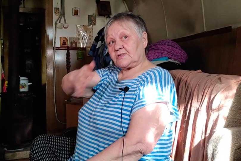 Пенсионерка из Омска