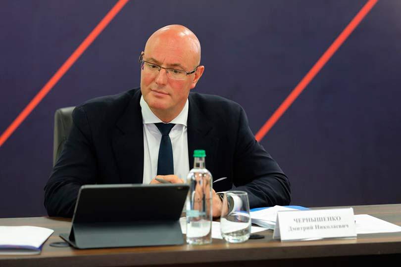 Виктор Чернышенко