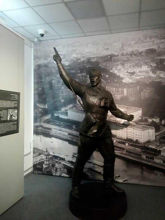 Музей обороны Москвы - 10
