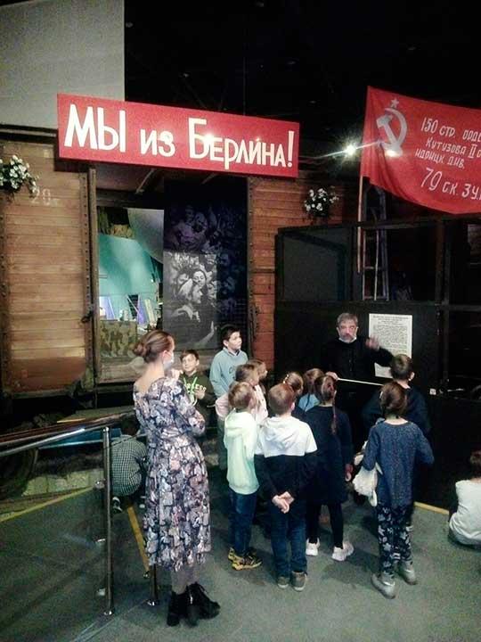 Музей обороны Москвы - 9