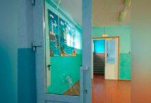 Школа после стрельбы
