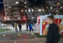 Взрыв в Татарстане
