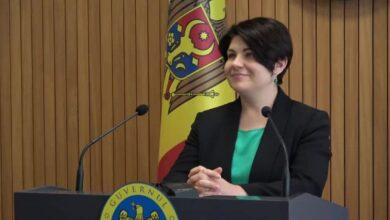 Наталья Гаврилица, Молдавия
