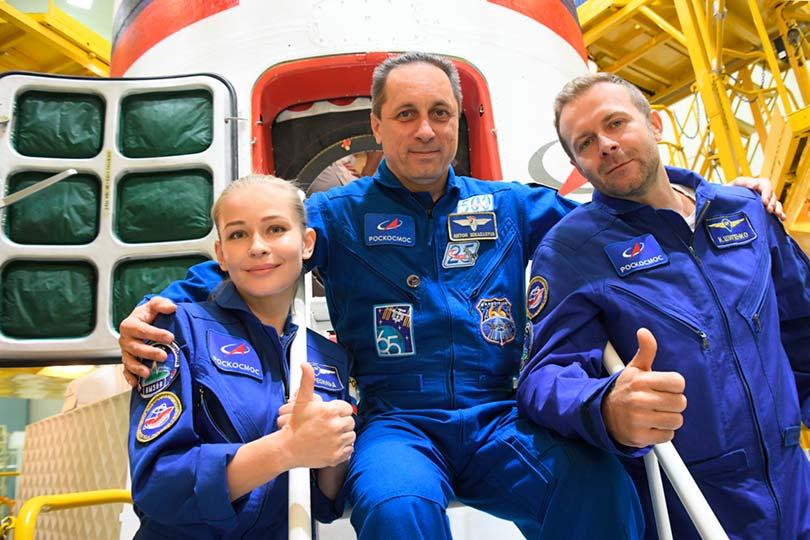 Экипаж Союз МС-19